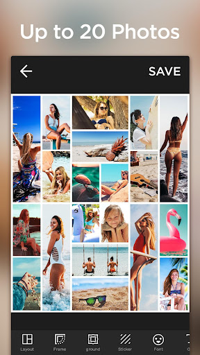 Collage Maker Pro screenshot 4