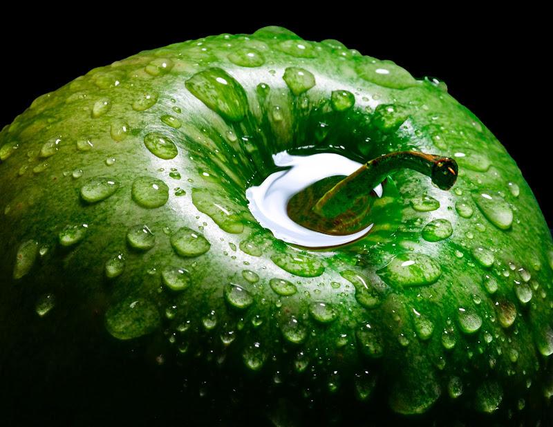 Green apple di Diana Cimino Cocco
