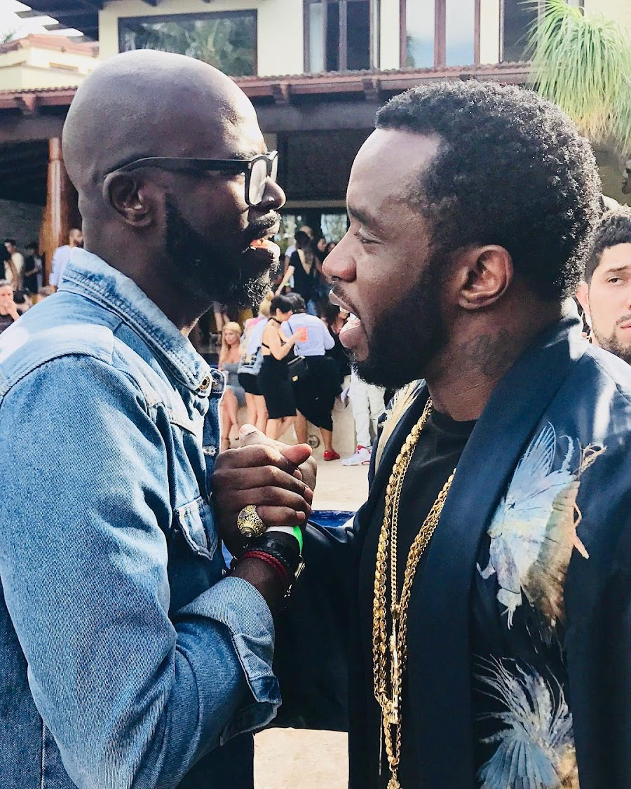 Black Coffee with Diddy