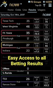 Sports Betting Game- screenshot thumbnail