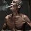 by Mohd Izzat Ahmad - People Portraits of Men ( senior citizen )