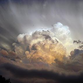 by Ukri Manu - Landscapes Cloud Formations ( cloud, clouds )