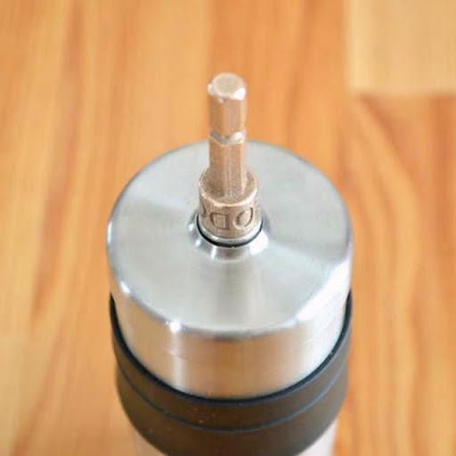 コーヒー(お茶)ミル用 電動ドライバービット(五角形穴) CDP-L