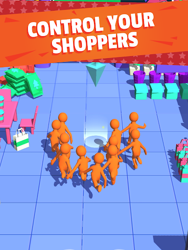 Crazy Shopping - screenshot