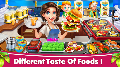 My Burger - Fast Food Restaurant Game 1.000.1003 screenshots 1