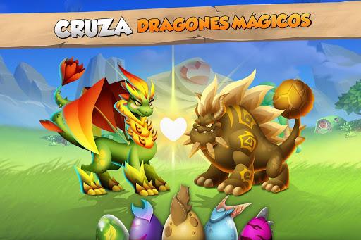 Dragon City: u00a1Lucha Con Tu Dragu00f3n, Cru00eda Huevos!  trampa 6