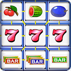 777 Fruit Slot Machine icon