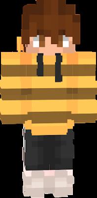 its a bee hoodie?
