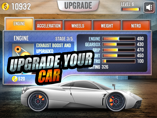 ... Mighty Motors   Drag Racing Screenshot 5 ...