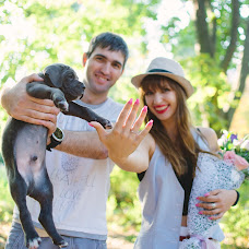 Wedding photographer Irina Kripak (Kripak). Photo of 09.09.2016