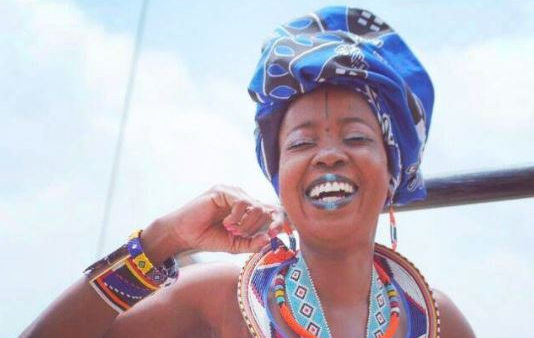 Ntsiki Mazwai will only be on TV if she can make a difference.