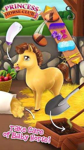 Princess Horse Club 3  screenshots 1