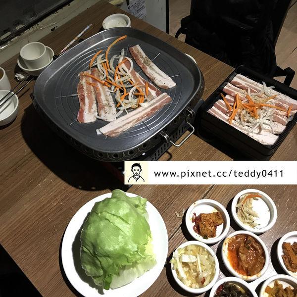 朝鮮味 食記 50樣以上小菜吃到飽 CP值超高 韓國菜 捷運忠孝東路站