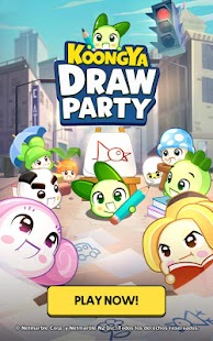 KOONGYA Draw Party Screenshot