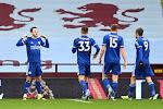 Leicester City wipt met terugkerende Castagne naar de tweede plaats