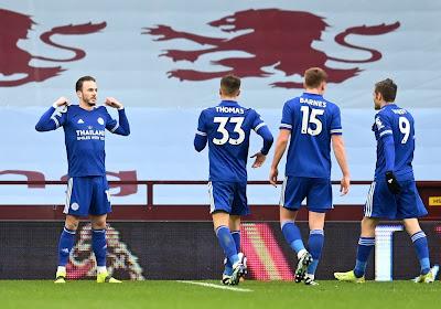 Castagne fête son retour avec une victoire, Leicester s'installe sur le podium