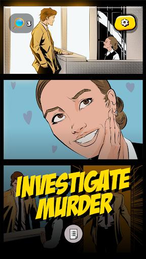 Uncrime: Crime investigation & Detective gameud83dudd0eud83dudd26 1.7.0 screenshots 3