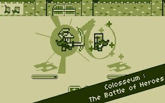 screenshot of Timing Hero PV: Retro Fighting Action RPG