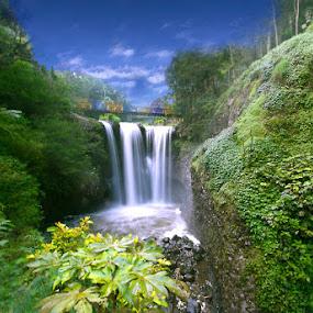 Maribaya paradise by Gery Arsuma - Landscapes Mountains & Hills