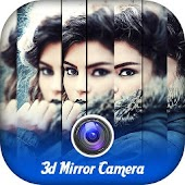 3D Mirror Collage Photo Editor
