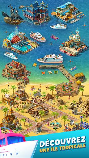 Code Triche Paradise Island 2 APK Mod screenshots 1