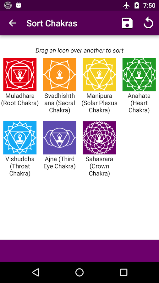 Chakra Meditation- screenshot