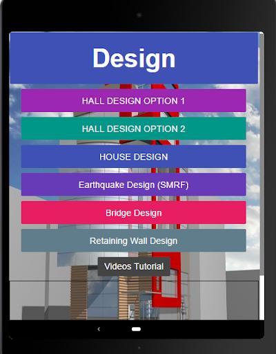 Civil Engineering Content screenshot 1
