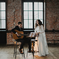 Wedding photographer Maksim Pyanov (maxwed). Photo of 26.03.2018