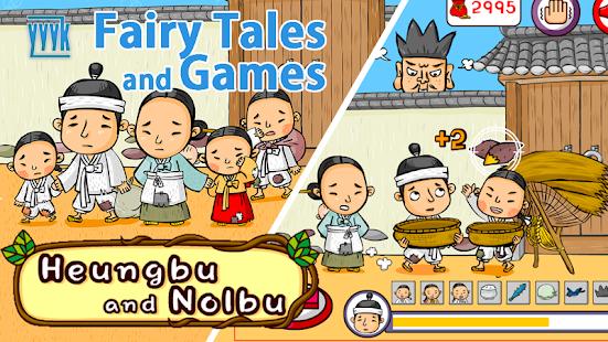"""Fairy Tales, Games - Heungbu and Nolbu  """"Kokoji"""" - náhled"""