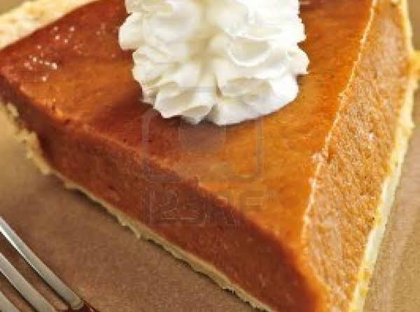 Pumpkin Pie Perfection Recipe