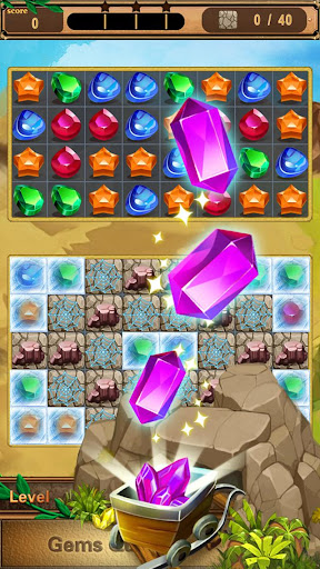 玩免費解謎APP|下載宝石迷情:矿工历险 app不用錢|硬是要APP