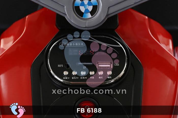 Xe máy điện trẻ em FB-6188 17