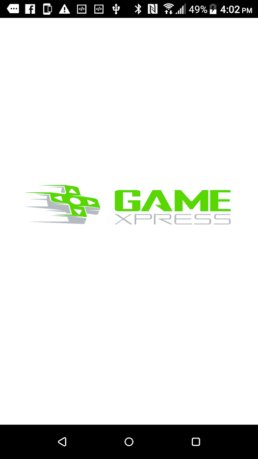 GameXpress- screenshot