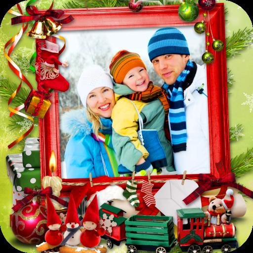 相框找到照片了-冬天 模擬 App LOGO-硬是要APP