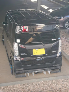 デイズルークス B21A H26 ハイウェイスターのステッカーのカスタム事例画像 雅~miyabi~さんの2018年12月31日20:23の投稿