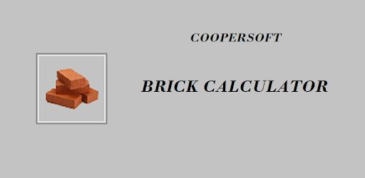 BRICK CALCULATOR - Apps on Google Play