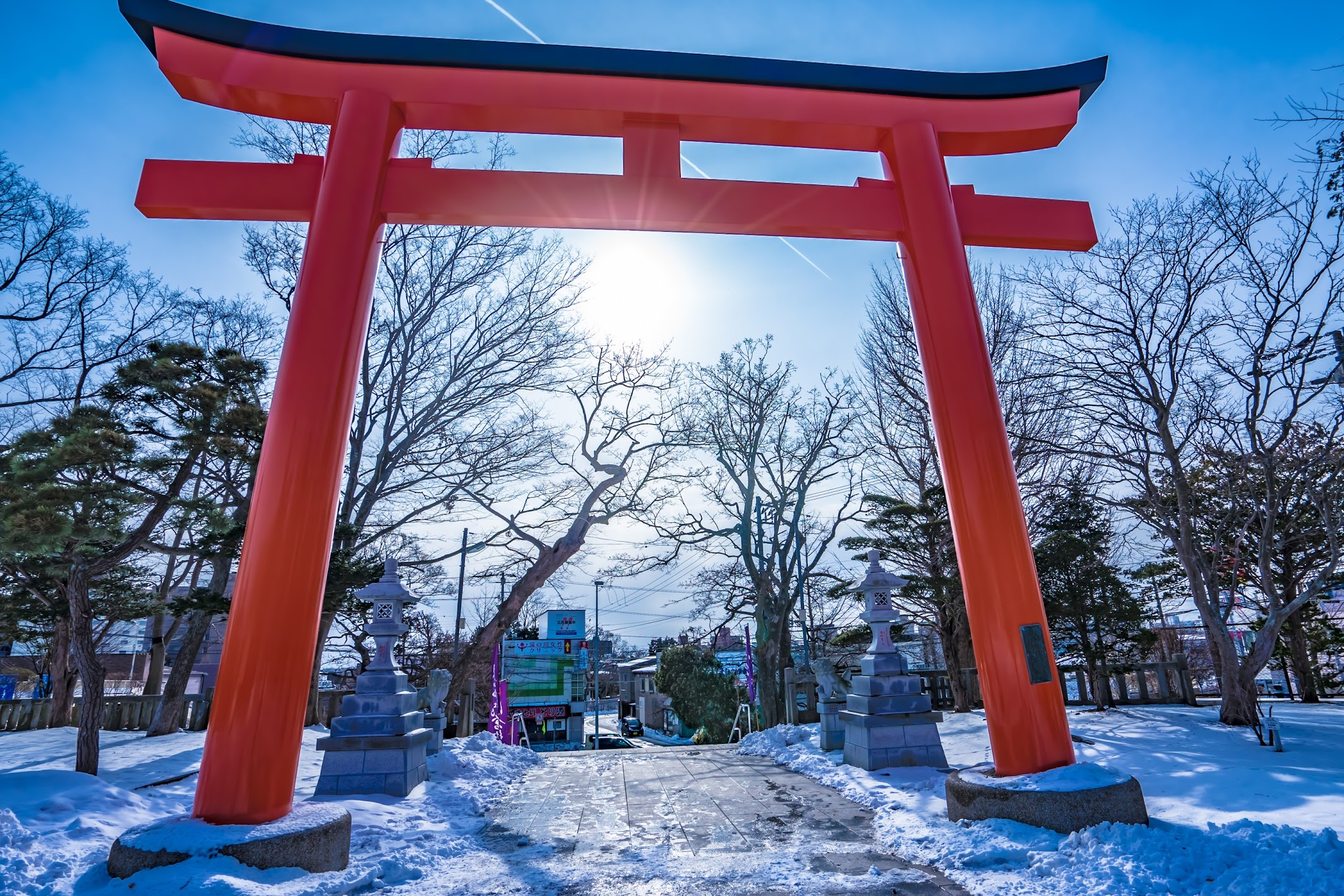 Hakodate Yukura Shrine4