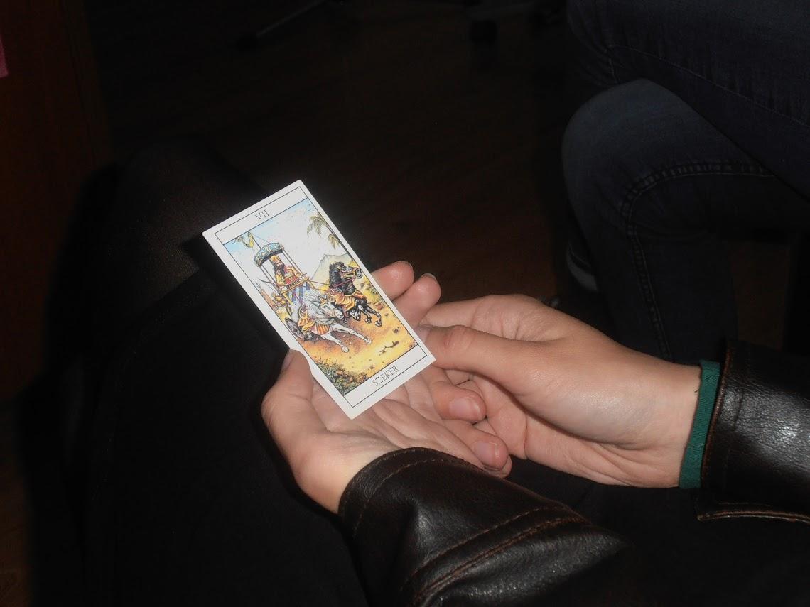 Tarott kártya