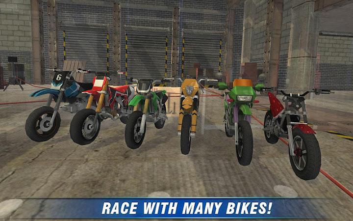 Off Road 4x4 Hill Moto Bike 3D
