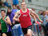 UPDATE: Robin Vanderbemden strandt in de halve finales op de 200 meter
