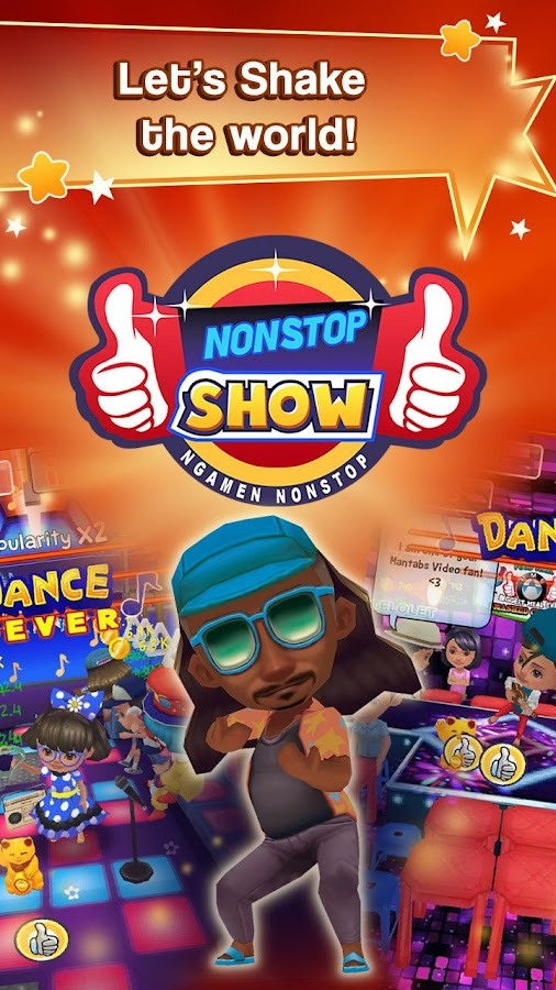 Nonstop Show- screenshot