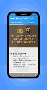 App SIM ONLINE - SATLANTAS GIANYAR APK for Windows Phone