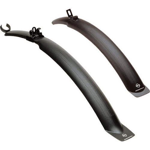 SKS Hightrek Clip-On Fender Set