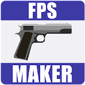 FPS Maker 3D Icon