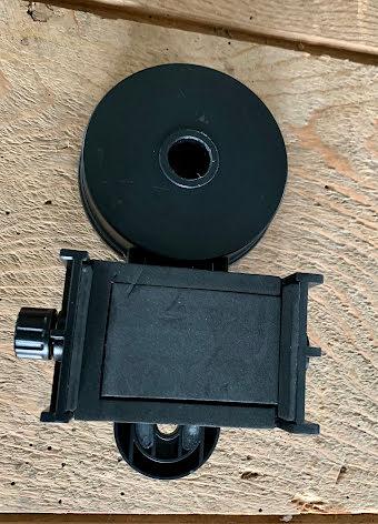 ACRI universal smartphone adapter