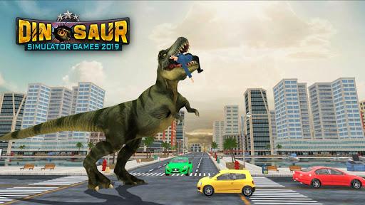 Dinosaur Simulator 3D 2019 screenshot 1