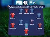 Bruges, le Standard, Anderlecht, Gand, l'Antwerp et Zulte-Waregem sont à l'honneur