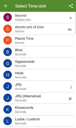 Time Converter screenshot 4
