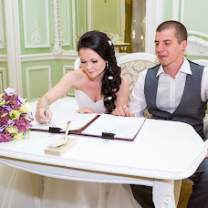 Wedding photographer Anzhelika Gusarova (likagusarova). Photo of 09.09.2015