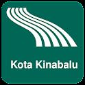 Карта Кота-Кинабалу оффлайн icon